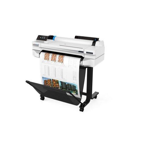 Принтер HP DesignJet T525 24-in Printer (снимка 1)