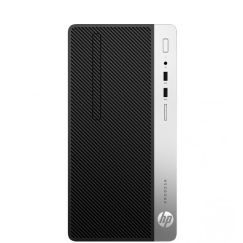Настолен компютър HP HP ProDesk 400 G5 MT, Core i7-8700(3.2GHz,up to 4.6Ghz/12MB/6C),16GB 2666Mhz 2DIMM,1TB 7200rpm,DVD+/-RW,Display Port, Win 10 Pro 64 bit, 1 Year Warr On-site + Samsung Client PM981 256GB TLC V4 Phoenix m.2 PCI-E 3.0 x 4, 3000 MB/s (R), 1300 MB/s (W) (снимка 1)