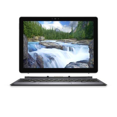 "Лаптоп Dell Latitude 12 7200, сребрист, 12.3"" (31.24см.) 1920x1280 без отблясъци, Процесор Intel Core i5-8265U (4x/8x), Видео Intel UHD 620, 8GB LPDDR3 RAM, 256GB SSD диск, без опт. у-во, Windows 10 Pro 64 English ОС (снимка 1)"