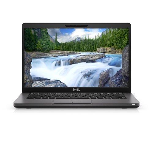 """Лаптоп Dell Latitude 14 5400,, черен, 14.0"""" (35.56см.) 1920x1080 (Full HD) без отблясъци, Процесор Intel Core i7-8665U (4x/8x), Видео Intel UHD 620, 16GB DDR4 RAM, 256GB SSD диск, без опт. у-во, Windows 10 Pro 64 English ОС, Клавиатура- светеща с БДС (снимка 1)"""