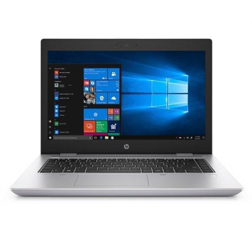"""Лаптоп HP ProBook 640 G5 14, сребрист, 14.0"""" (35.56см.) 1920x1080 (Full HD) без отблясъци, Процесор Intel Core i5-8265U (4x/8x), Видео Intel UHD 620, 8GB DDR4 RAM, 256GB SSD диск, без опт. у-во, Windows 10 Pro 64 English ОС, Клавиатура- светеща с БДС (снимка 1)"""