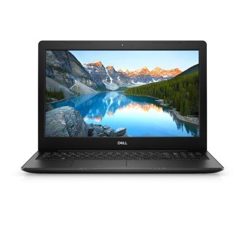 """Лаптоп Dell Inspiron 15 3583, черен, 15.6"""" (39.62см.) 1920x1080 (Full HD) без отблясъци, Процесор Intel Core i5-8265U (4x/8x), Видео AMD Radeon 520/ 2GB GDDR5, 8GB DDR4 RAM, 256GB SSD диск, без опт. у-во, Linux Ubuntu 18.04 ОС, Клавиатура- с БДС (снимка 1)"""