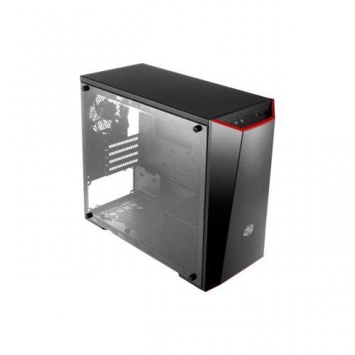 Компютърна кутия Cooler Master MasterBox Lite 3.1 MCW-L3B3-KANN-01, mATX, Черен (снимка 1)