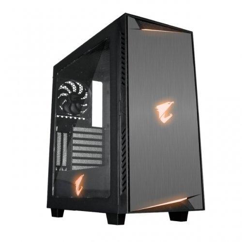 Компютърна кутия Gigabyte Aorus AC300W RGB Fusion Mid Tower (снимка 1)