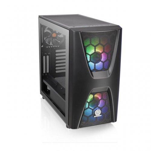 Компютърна кутия Thermaltake Commander C34 TG ARGB Mid Tower (снимка 1)