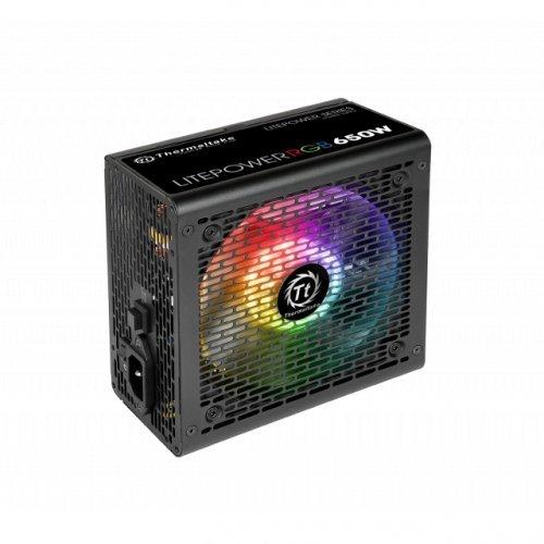 Захранващ блок Thermaltake LitePower 650W RGB (230V) (снимка 1)