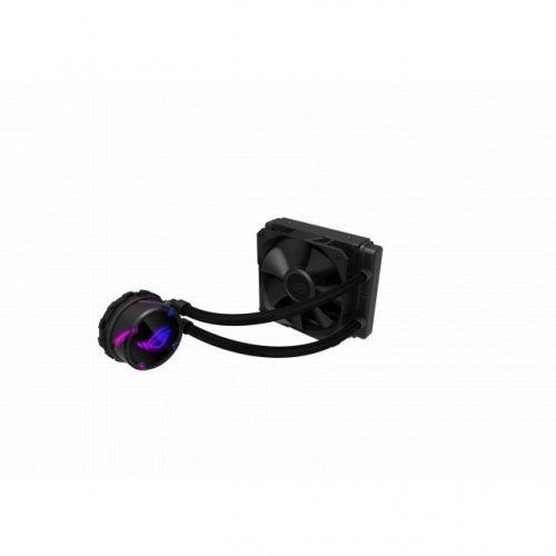 Охлаждане Asus ROG STRIX LC 120 Aura Sync (снимка 1)