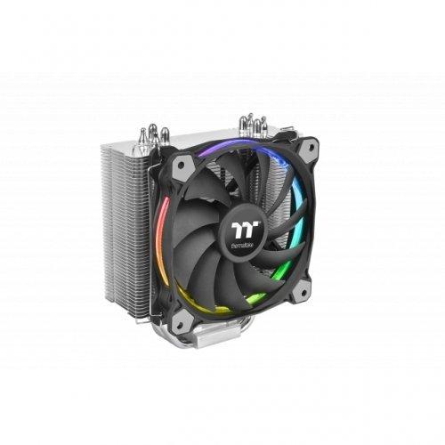 Охлаждане THERMALTAKE Riing Silent 12 RGB SYNC Edition AMD/Intel (снимка 1)