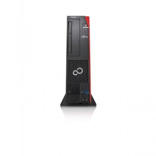 Настолен компютър Fujitsu Fujitsu CELSIUS J580, CPU Intel Xeon E-2134 3.50GHz 8MB, FUJ-PC-CEL-J580-E2134-1TB, no OS, Черен (снимка 1)
