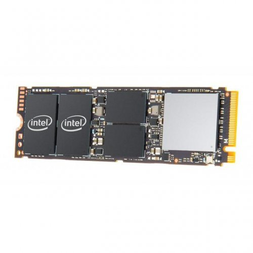 SSD Intel 512GB 760P NVMe M.2 2280 PCIe 3.1 x4 3D2 TLC (снимка 1)