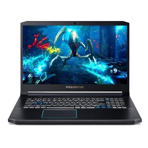 """Лаптоп Acer PH317-53-751T, 17.3"""", Intel Core i7 Six-Core, с БДС (снимка 1)"""