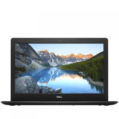 """Лаптоп Dell Inspiron 15 3584, черен, 15.6"""" (39.62см.) 1920x1080 (Full HD) без отблясъци TN, Процесор Intel Core i3-7020U (2x/4x), Видео AMD Radeon 520/ 2GB GDDR5, 4GB DDR4 RAM, 1TB HDD диск, без опт. у-во, Linux Ubuntu ОС (снимка 1)"""