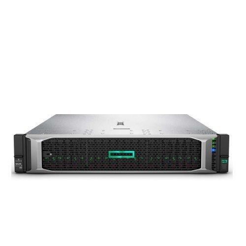Сървър HPE DL380 G10, Xeon 3106-B, 16GB, P408i-a/2GB SR, 2x300GB SAS, 8SFF, DVD-RW, 500W, GO (снимка 1)