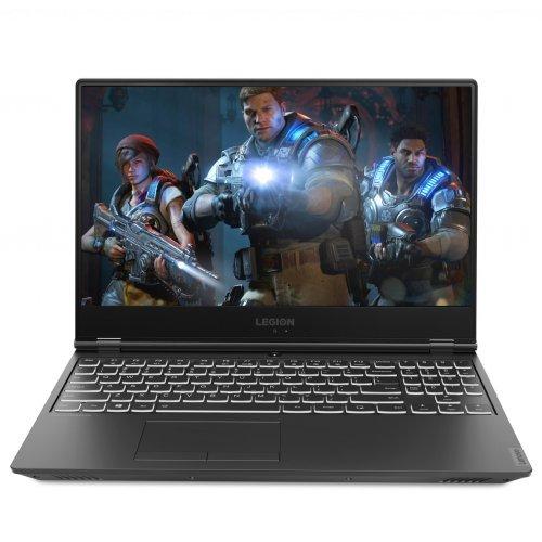 """Лаптоп Lenovo Legion Y540-15IRH, 81SX00DXBM, 15.6"""", Intel Core i7 Six-Core, с БДС (снимка 1)"""