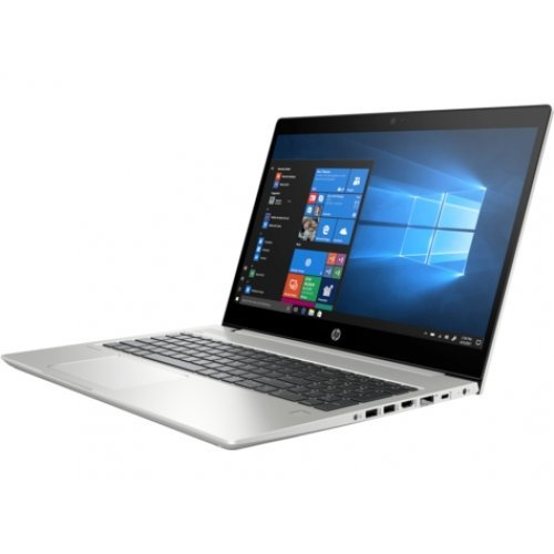 "Лаптоп HP ProBook 450 G6, сив, 15.6"" (39.62см.) 1920x1080 (Full HD) IPS, Процесор Intel Core i7-8565U (4x/8x), Видео Intel UHD 620, 8GB DDR4 RAM, 512GB SSD диск, без опт. у-во, DOS ОС (снимка 1)"