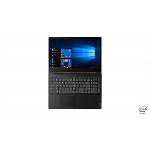 "Лаптоп Lenovo IdeaPad S145-IWL, 81MV00RDRM, 15.6"", Intel Celeron Dual-Core (снимка 1)"