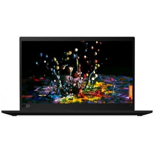 """Лаптоп Lenovo ThinkPad X1 Carbon, 20QD0037BM, 14.0"""", Intel Core i7 Quad-Core, с БДС (снимка 1)"""