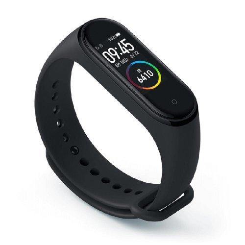 Ръчен часовник Xiaomi Спортна гривна Mi Band 4 Black (снимка 1)