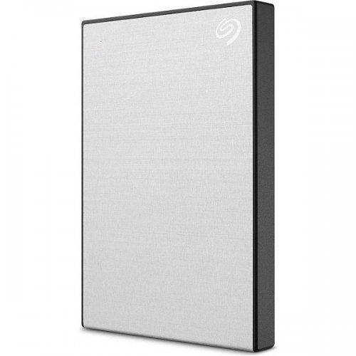 """Външен твърд диск SEAGATE HDD 1TB EXT USB3.0 2.5"""" SILVER (снимка 1)"""