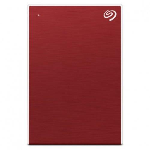 """Външен твърд диск SEAGATE HDD 1TB EXT USB3.0 2.5"""" RED (снимка 1)"""