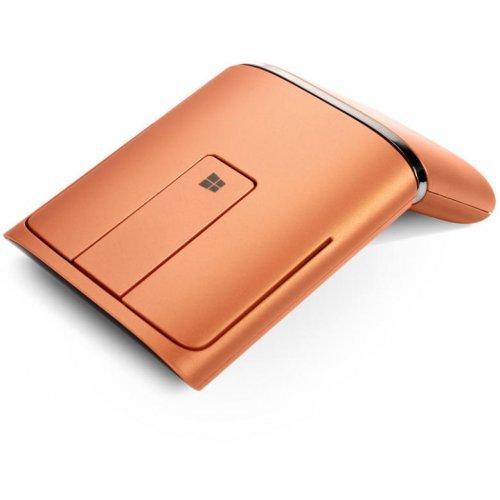 Мишка LENOVO N700 WL ORANGE Laser Mouse (снимка 1)