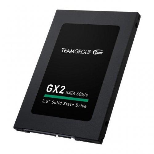 "SSD Team Group 256 GB, GX2, 2.5"", SATA 6Gb/s (снимка 1)"