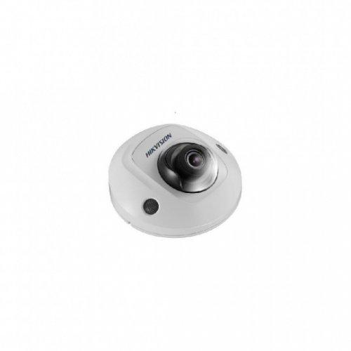 IP камера HikVision DS-2CD2543G0-IS; IP камера Ден/Нощ, EXIR технология с обхват до 10м; 4.0 MP (2688x1520@25 кад/сек); H.265+; 3D DNR шумов филтър; 120dB WDR; слот за micro SDXC карта (до 128GB); вандалоустойчива (IK08) (снимка 1)