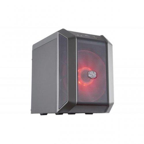 Компютърна кутия Cooler Master MasterCase H100 mITX, RGB (снимка 1)