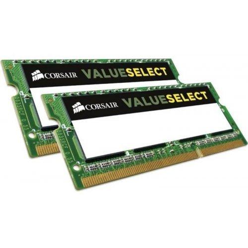 RAM памет DDR3L 16GB Kit 2x8GB 1600MHZ, Corsair, 204 SODIMM 1.35V, Unbuffered (снимка 1)