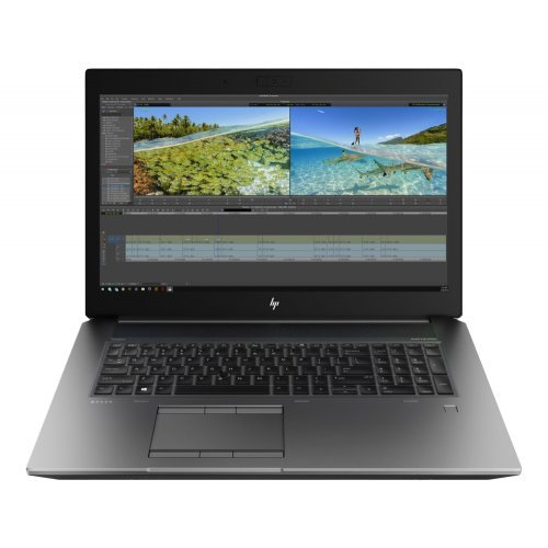 "Лаптоп HP ZBook 17 G6, 6CK24AV_31600584, 17.3"", Intel Core i9 Eight-Core, с БДС (снимка 1)"