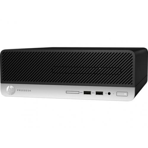 Настолен компютър HP HP ProDesk 400 G6 SFF, Intel Core i3-9100, 7EL86EA, Windows 10 Pro (снимка 1)