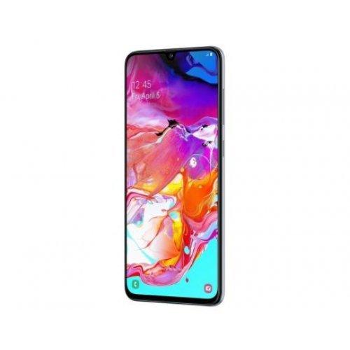 Смартфон Samsung SM-A705F GALAXY A70 (2019) Dual SIM, White (снимка 1)