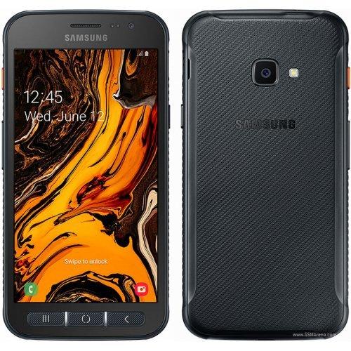 Смартфон Samsung SM-G398F GALAXY Xcover 4s 32GB, Dark Silver (снимка 1)