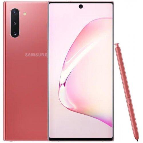 Смартфон Samsung SM-N970F GALAXY Note10 256GB Dual SIM, Aura Pink (снимка 1)