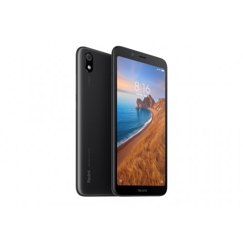 "Смартфон Xiaomi Redmi 7A 2/32GB Dual SIM 5.45"" Matte Black (снимка 1)"