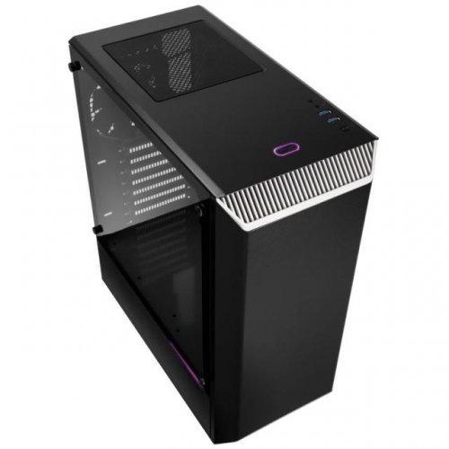 Компютърна кутия Phanteks Eclipse P300 TG Black/White Mid-tower (снимка 1)