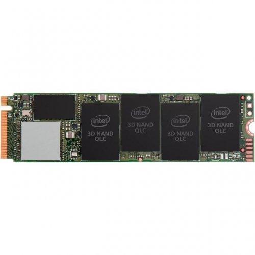 SSD Intel 660P 1TB NVMe M.2 2280 PCIe 3.0 x4 QLC (снимка 1)