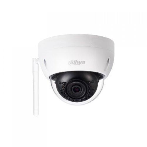 IP камера Dahua dome IP, 2MP, WiFi IPC-HDBW1235E-W-0360B (снимка 1)
