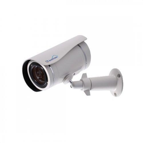 IP камера GEOVISION GV-UBLC1301-S5 Cloud IP камера, 720p, Ultra Bullet, 2.80 мм, WDR, 10 m IR, вандалоустойчива, за външен монтаж, YouTube Live стрийминг, 5 GB безплатен Cloud запис (снимка 1)