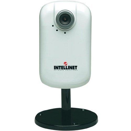 IP камера INTELLINET 524421 Мрежова охранителна камера, MPEG4 (снимка 1)