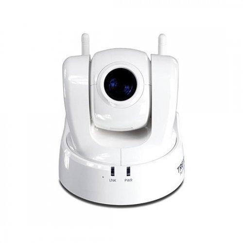 IP камера TRENDnet TV-IP612WN Безжична N Pan/Tilt/Zoom интернет камера (снимка 1)
