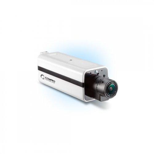 IP камера Compro NC150R Мегапикселна IP камера, H.264, Day-night, IR осветяване, HD 720p (снимка 1)
