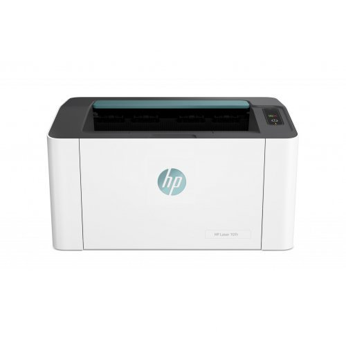 Принтер HP Laser 107r, 5UE14A, mono laser printer (снимка 1)