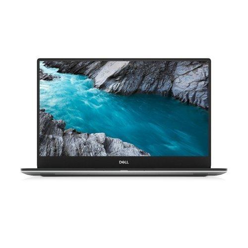 "Лаптоп Dell XPS 15 7590, сребрист, 15.6"" (39.62см.) 3840x2160 (4K Ultra HD) без отблясъци, Процесор Intel Core i7-9750H (6x/12x), Видео nVidia GeForce GTX 1650/ 4GB GDDR5, 16GB DDR4 RAM, 1TB SSD диск, без опт. у-во, Windows 10 64 English ОС, Клавиатура- светеща (снимка 1)"