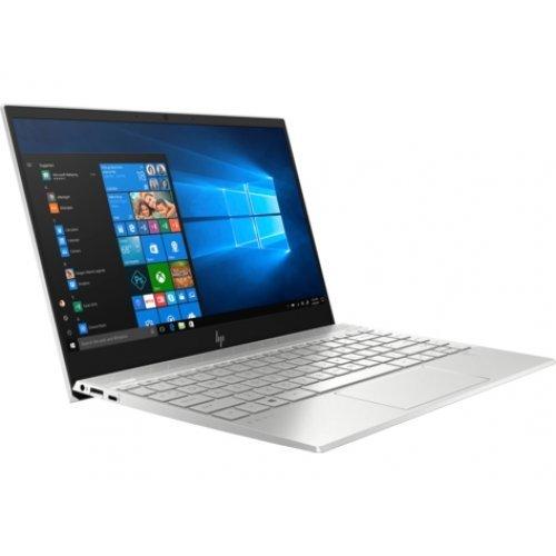 "Лаптоп HP ENVY Intel Core i5-8265 quad core 8GB DDR4 on-board 256 GB PCIe NVMe M.2 SSD 13,3"" FHD IPS BrightView с WLED narrow bazel(1920 x 1080)  400 nits Windows 10 Home 64,2 years warranty (снимка 1)"
