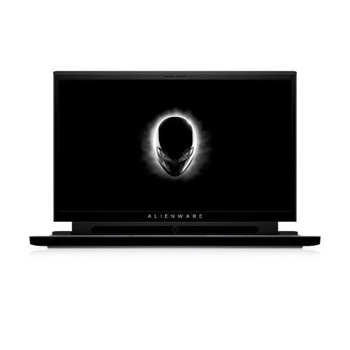 "Лаптоп Dell Alienware m15 R2, Intel Core i7-9750H (12MB Cache, up to 4.5GHz), 15.6"" FHD (1920x1080) 144Hz IPS AG, 16GB 2x8 DDR4 2666MHz, 512GB M.2 PCIe NVMe SSD, NVIDIA GeForce RTX 2080 8GB GDDR6, 802.11ac, BT 4.2, MS Win 10, Dark side of the moon (снимка 1)"