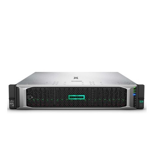 Сървър HPE DL380 G10, Xeon 3106-B, 16GB, S100i, 1TB SATA, 8LFF, 500W, Entry (снимка 1)