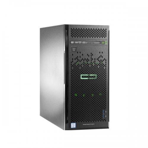 Сървър HPE ML110 G10,  Xeon-S 4110, 2x16GB-R, P408i-SR, 3x1.2 SAS, 2x240 SSD SATA, 8 SFF SATA, 2x800W (снимка 1)