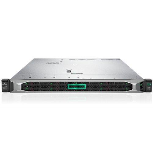 Сървър HPE DL360 G10, Xeon 3106-B, 16GB, S100i, 2x 240GB SSD SATA, 8SFF, 500W, Entry (снимка 1)