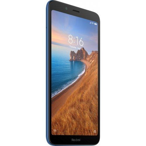 "Смартфон Xiaomi Redmi 7A 2/16GB Dual SIM 5.45"" Matte Blue (снимка 1)"